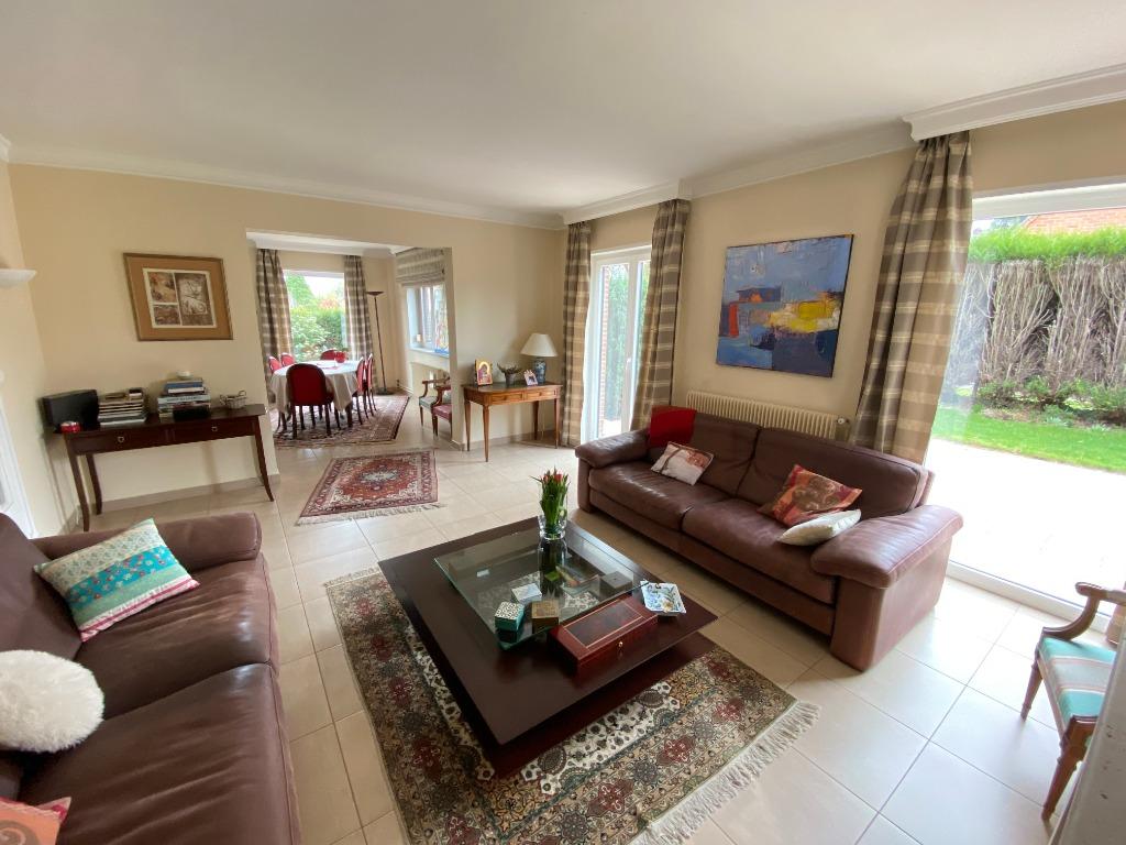 Vente maison - Bondues, superbe villa d'architecte 6 chambres