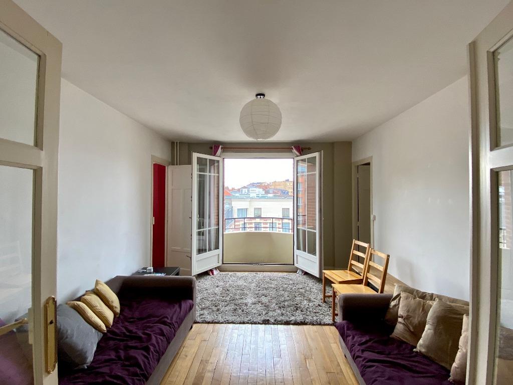 Vente appartement 59000 Lille - T3 République