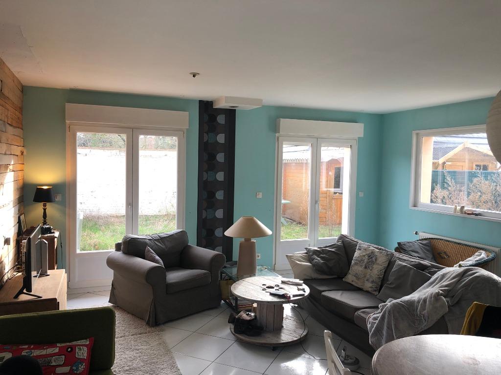 Vente maison 59263 Houplin ancoisne - maison  individuelle de 2010 - 3 chambres