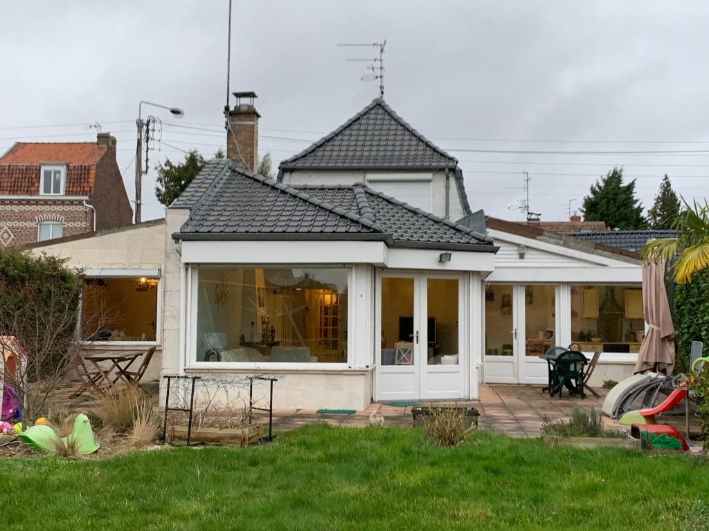 Vente maison - Maison individuelle de charme 150 m² habitables