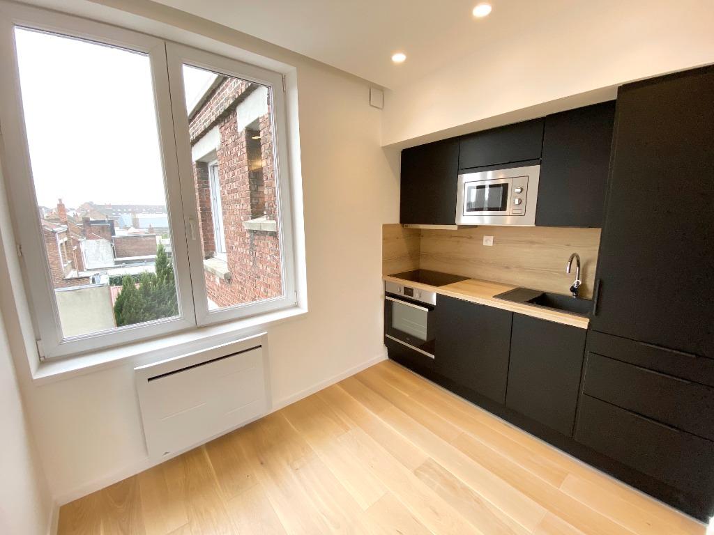 Vente appartement 59000 Lille - T2 Clémenceau