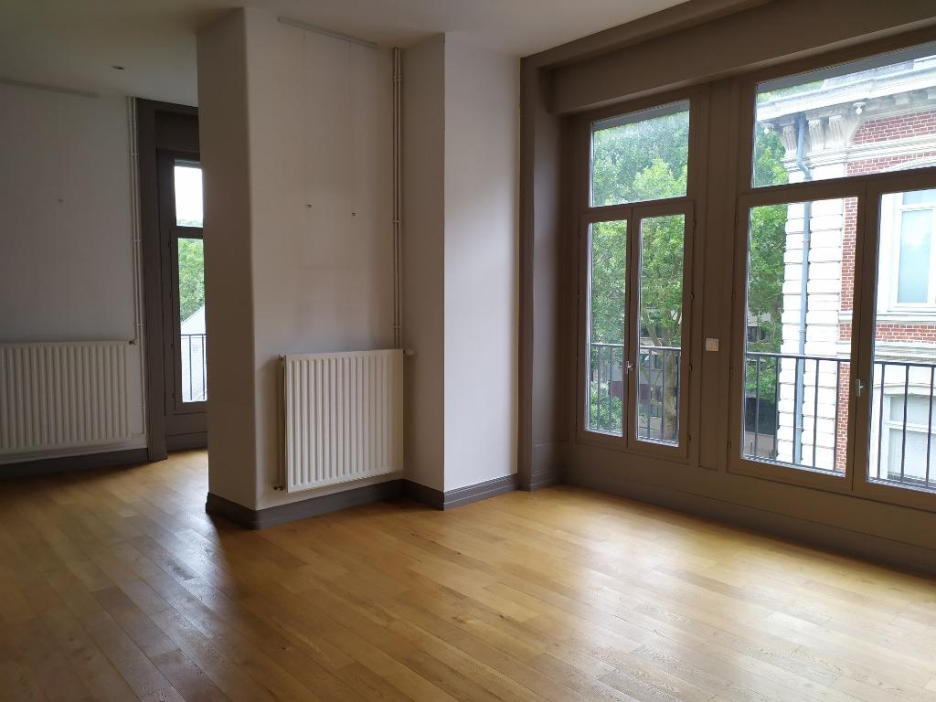 Appartement T4  Non meublé - Square Rameau