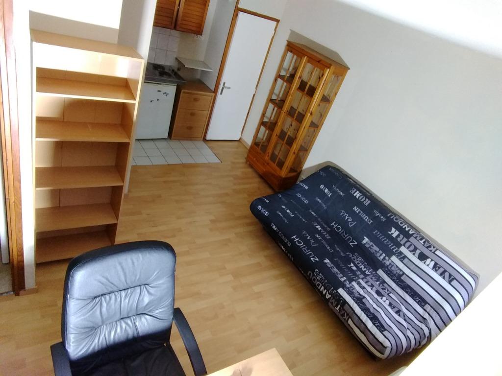 Vente appartement - Studio Lille