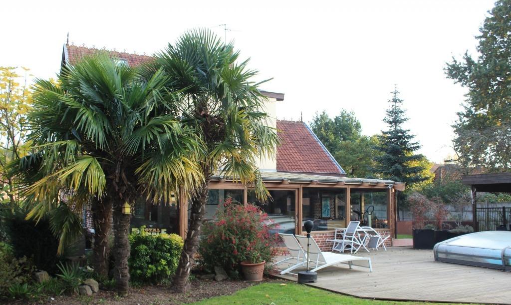 Vente maison 59211 Santes - Maison de Maître, 300m² habitable, individuelle, piscine.