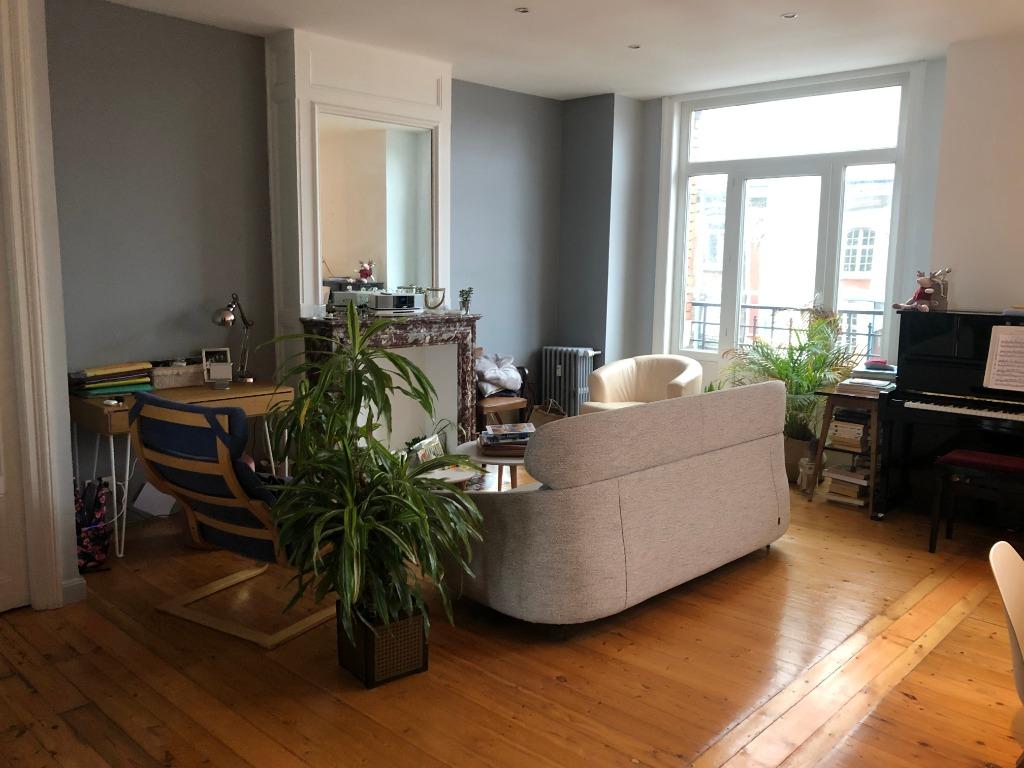 Vente appartement 59000 Lille - Exclusivité - Appartement type III avec cachet - Gambetta !