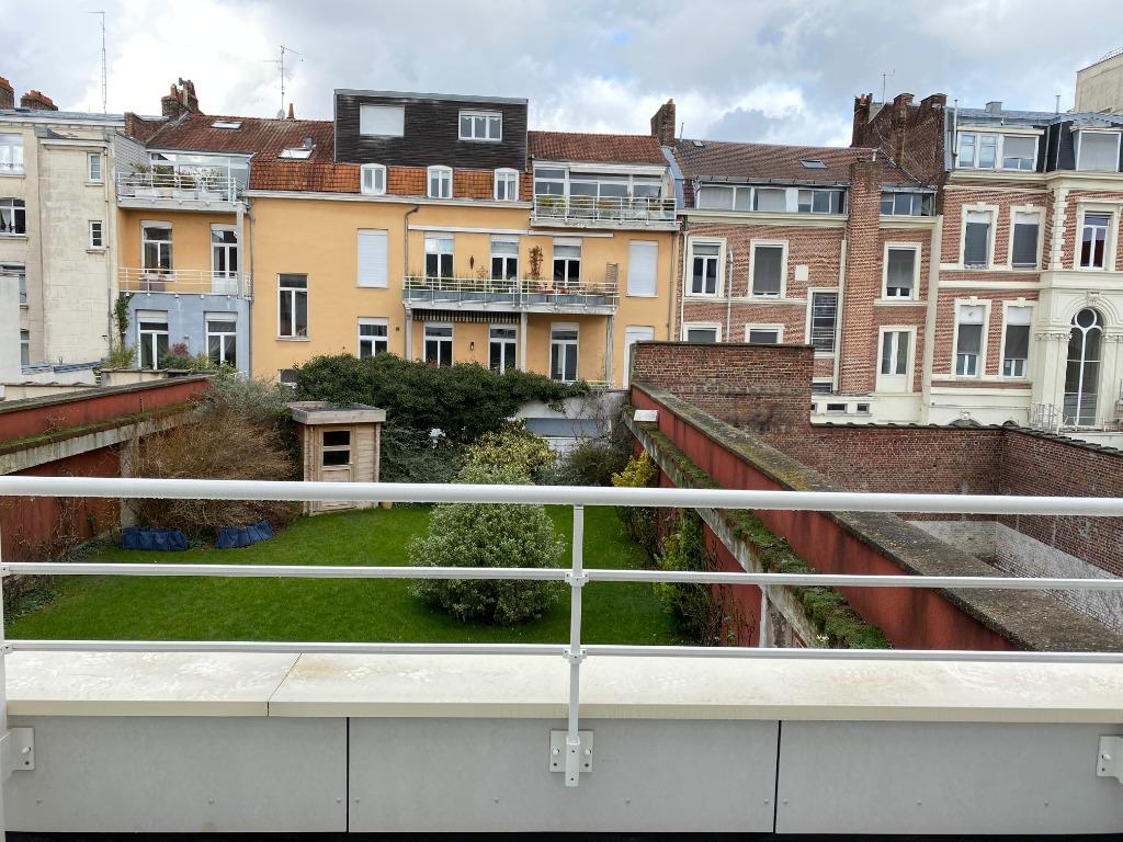 Vente appartement - Type 3 avec terrasse et Parking Palais Rameau