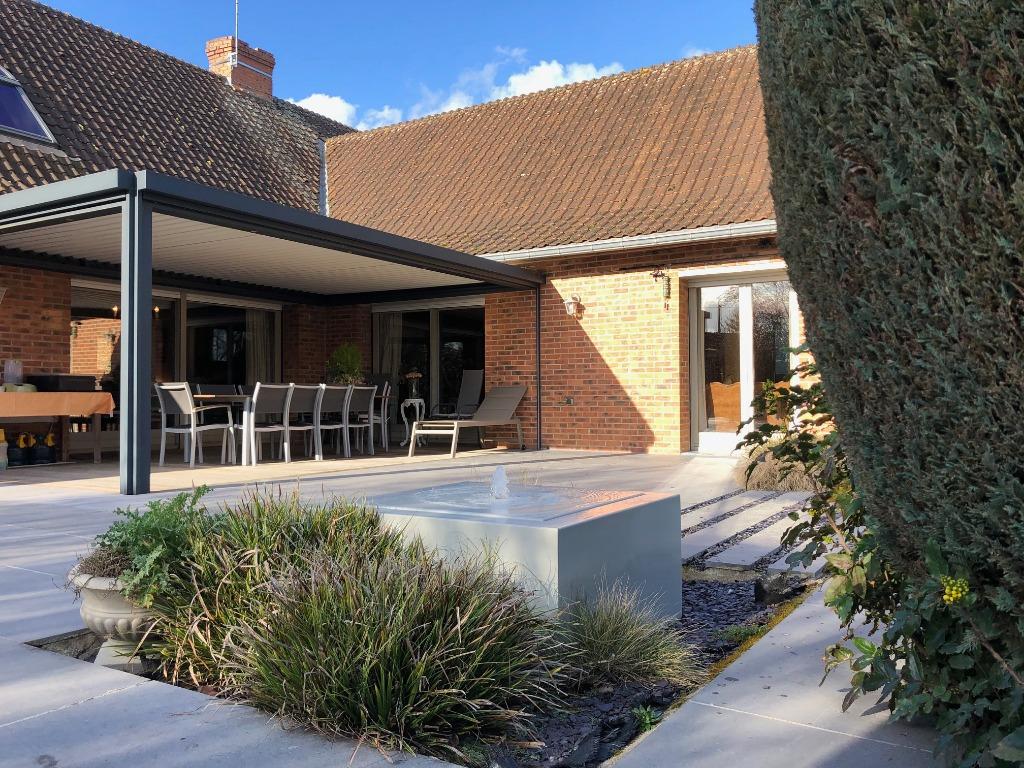 Vente maison - Magnifique maison dans un écrin de verdure à 30 min de Lille