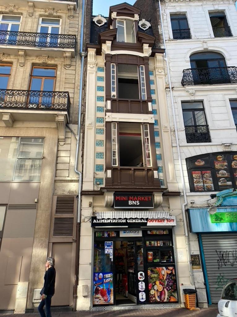 Vente immeuble 59000 Lille
