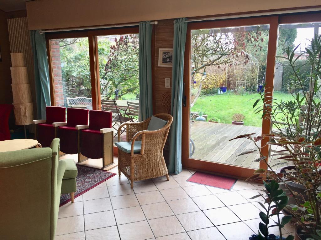 Vente maison 59160 Lomme - Charmante maison semi-individuelle dans un écrin de verdure