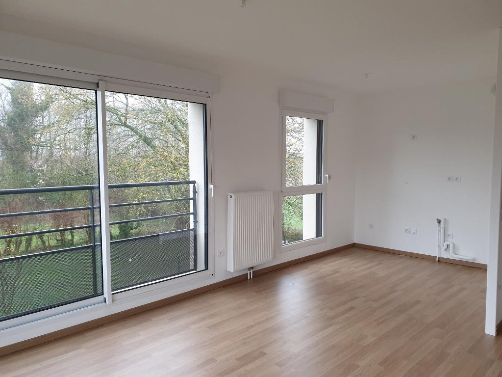 Vente appartement 59226 Lecelles - TYPE 3 AVEC BALCON ET PARKING
