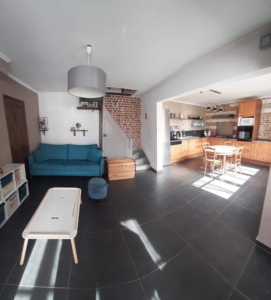 Vente maison 59263 Houplin ancoisne - Maison flamande 2 chambres