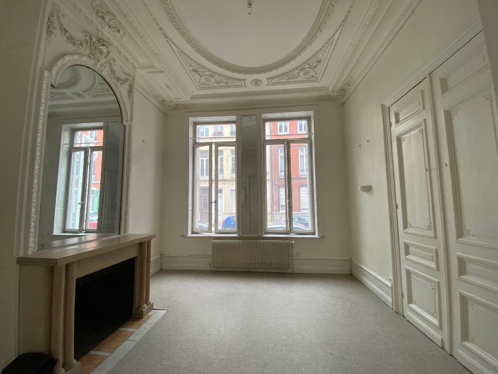 Vente appartement 59000 Lille - Emplacement et charme au RDV