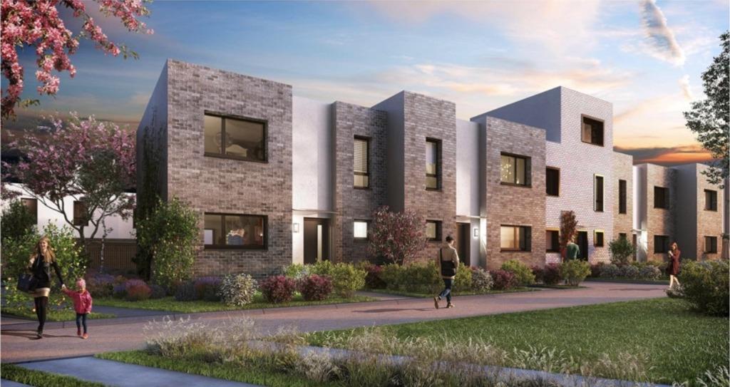 Vente maison 59200 Tourcoing - Maisons neuves T5/6- Bois D'Achelle
