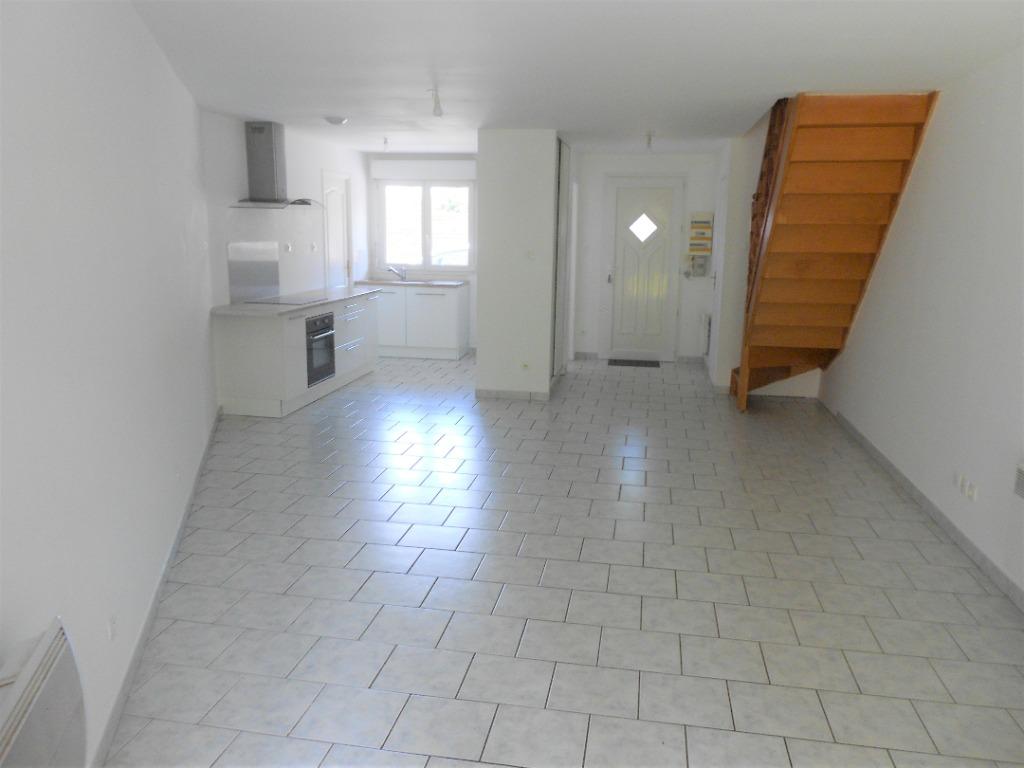 Vente appartement 59480 La bassee - Duplex dans résidence calme et sécurisée en rez de jardin.