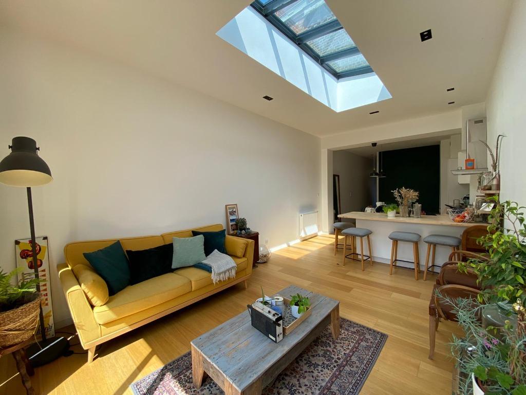 Vente maison - Maison pleine de charme  - 3 chambres - jardin