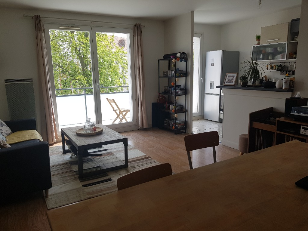 Vente appartement - Tourcoing jardin Botanique T3