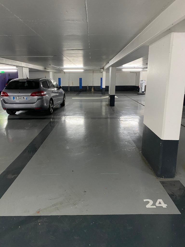 Parking coeur du Vieux Lille