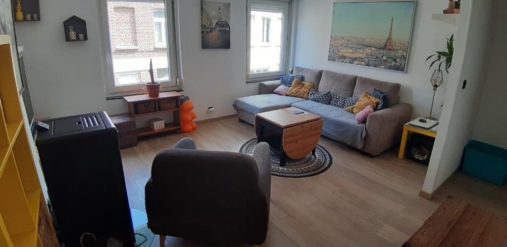 Vente maison 59320 Haubourdin - HAUBOURDIN maison 2 chambres et bureau, exterieur ..ensoleil