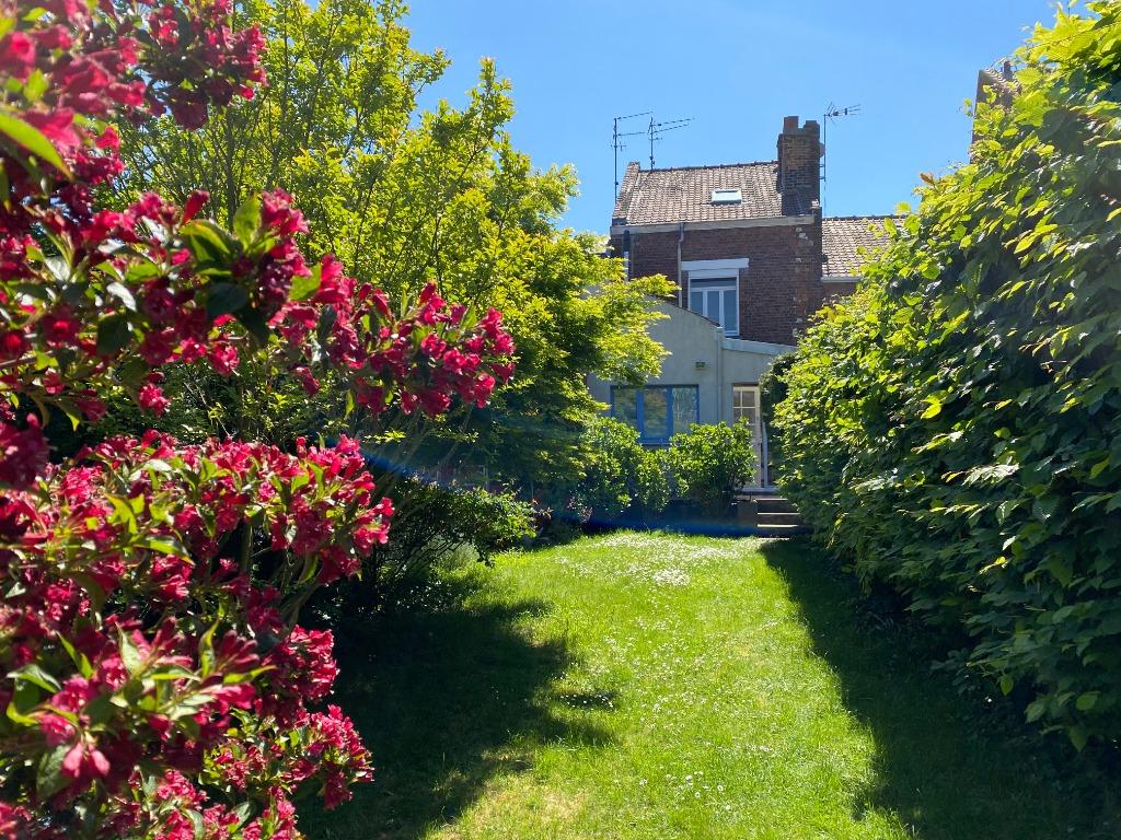 Vente maison 59700 Marcq en baroeul - Croisé Laroche - Maison et Jardin