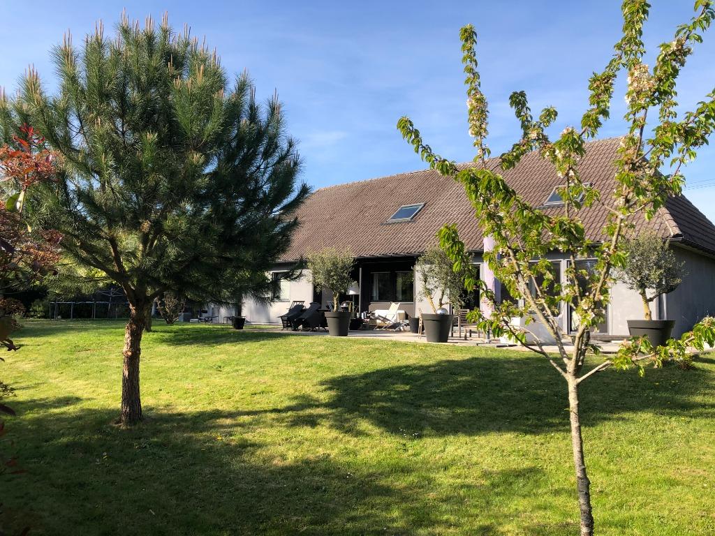 Vente maison - Maison semi plain pied individuelle 4 - 5 chambres