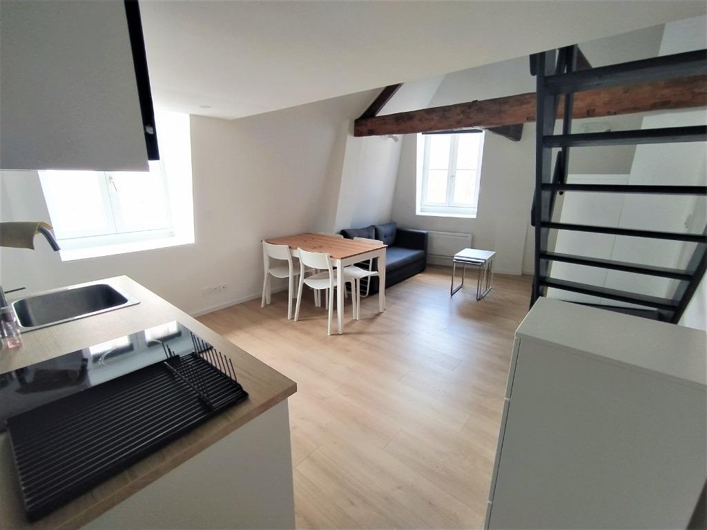 Appartement meublé en duplex - Vieux Lille