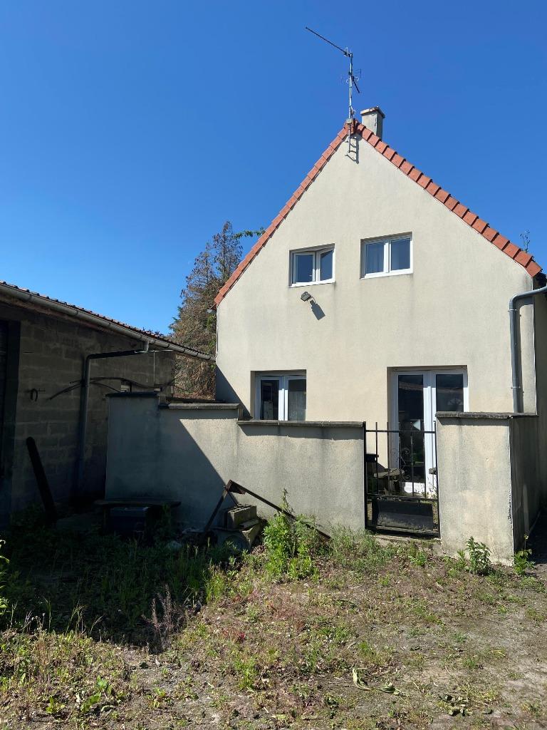 Vente maison 59272 Don - Jolie maison individuelle avec extérieur et stationnement