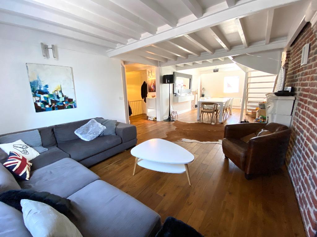 Vente appartement 59000 Lille - T3 bis Coup de coeur dernier étage