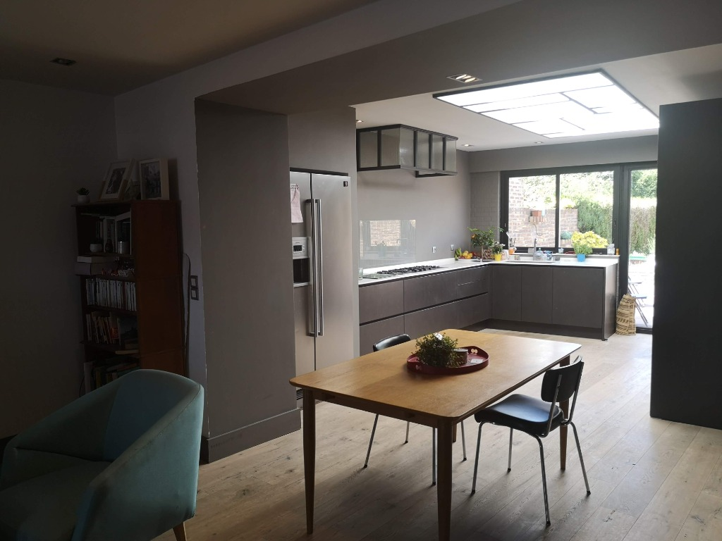 Vente maison - Maison semi flamande 103 m² 2 chambres poss 3