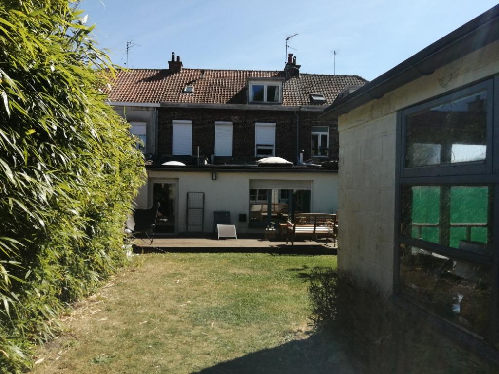 Vente appartement - Superbe appartement T2 bis avec jardin centre Bondues