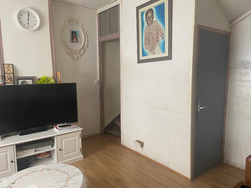 Vente maison 59260 Hellemmes lille - Maison Hellemmes-lille 75m² proche métro