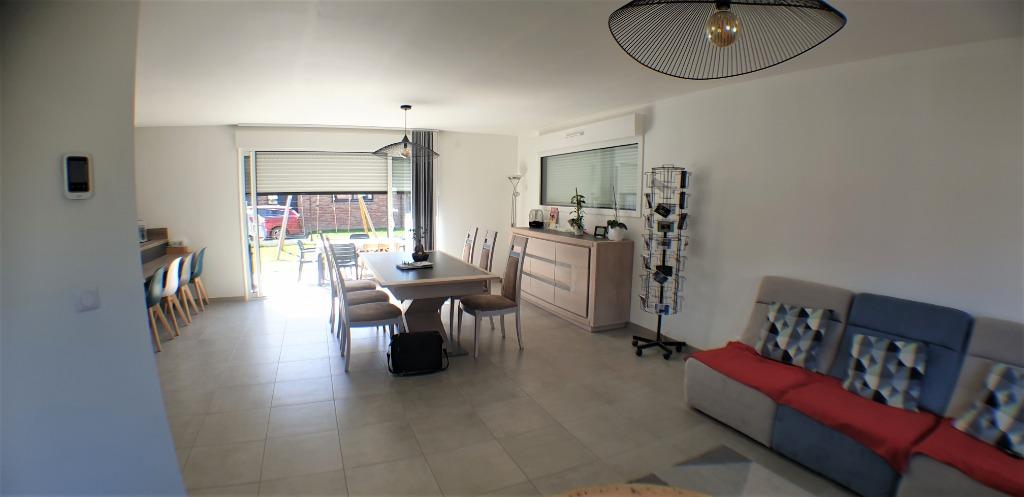 Vente maison 59251 Allennes les marais - ALLENNES LES MARAIS, maison de lotissement récent.
