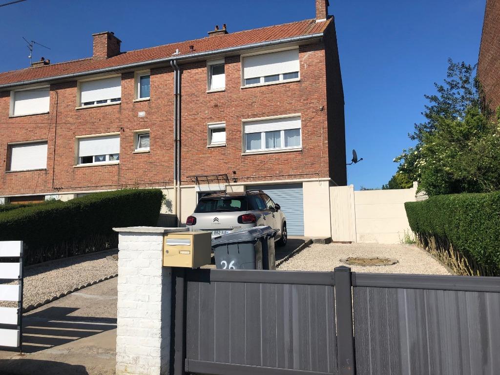 Vente maison 59136 Wavrin - Wavrin 59136 -Maison Bel-étage semi individuelle-101m²