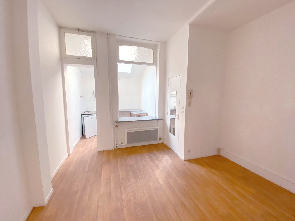 Vente appartement 59000 Lille - T2 Rue Meurein