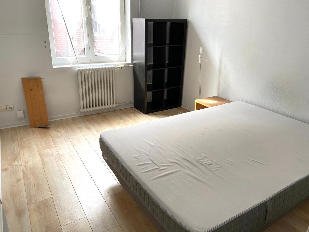 Vente appartement 59000 Lille - T2 Rue Meurein sur cour