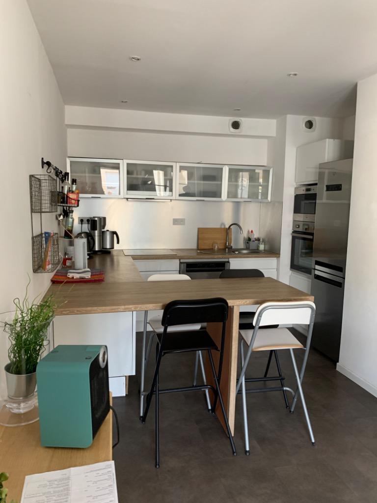 Vente appartement - Vieux LILLE, T2 renové avec balcon