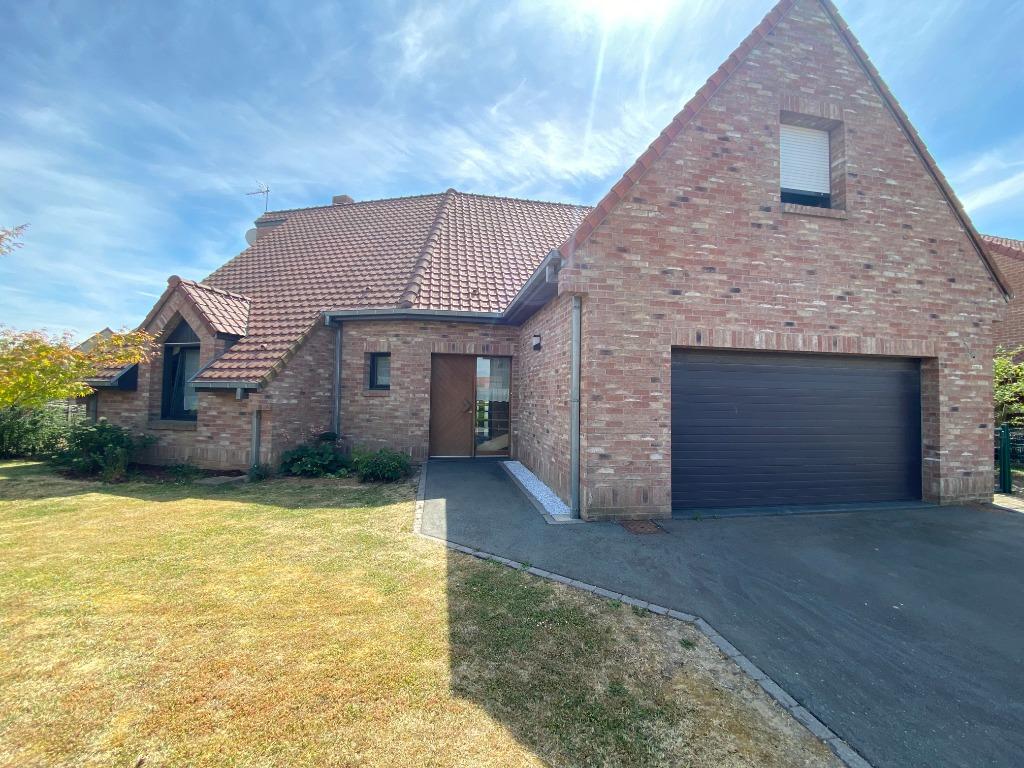 Vente maison 59274 Marquillies - Hantay - Beau semi plain pied individuel de 175m2