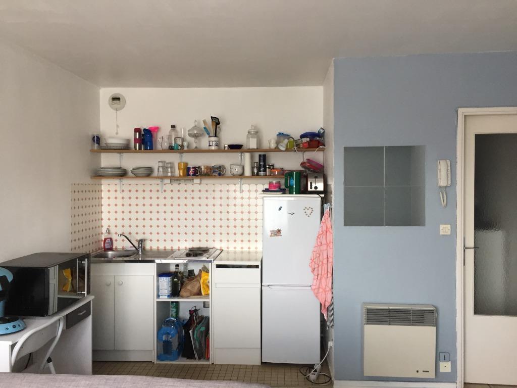 Lille Gambetta - Studio non meublé de 28,81m²