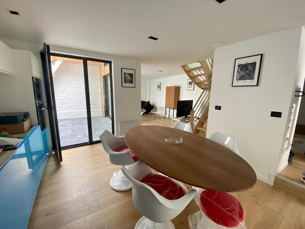 Vente appartement 59000 Lille - Appartement Duplex neuf