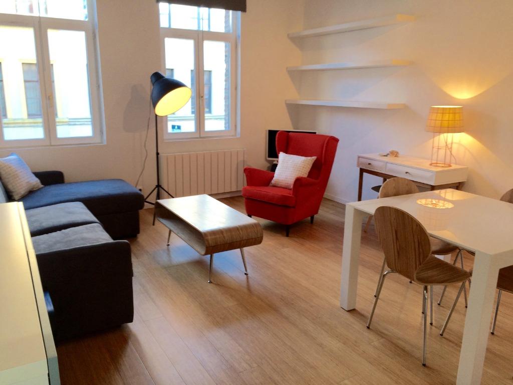 Vente appartement 59000 Lille - TYPE 1 MEUBLÉ VIEUX LILLE