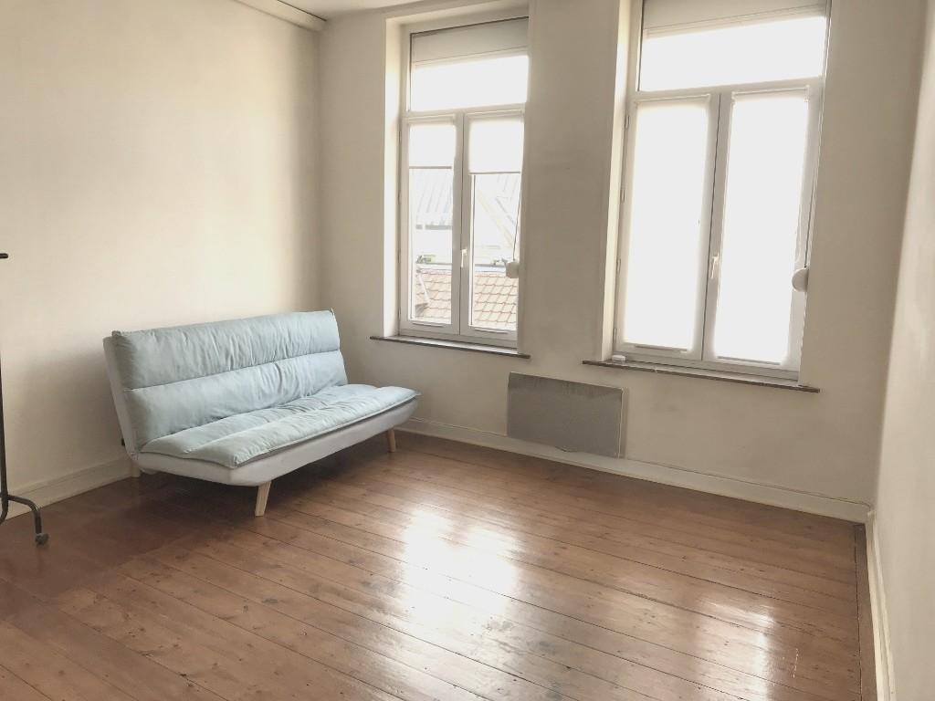 Vente appartement 59000 Lille - Studio 23,72 m2