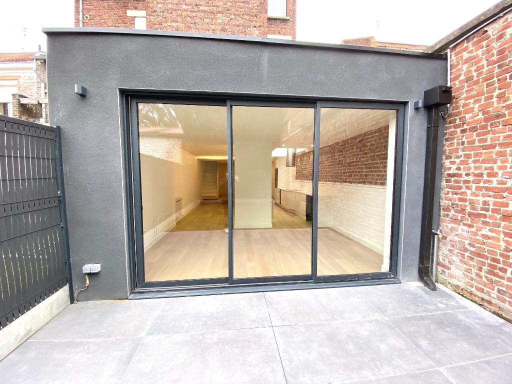 T4 Proche Monoprix - jardin garage