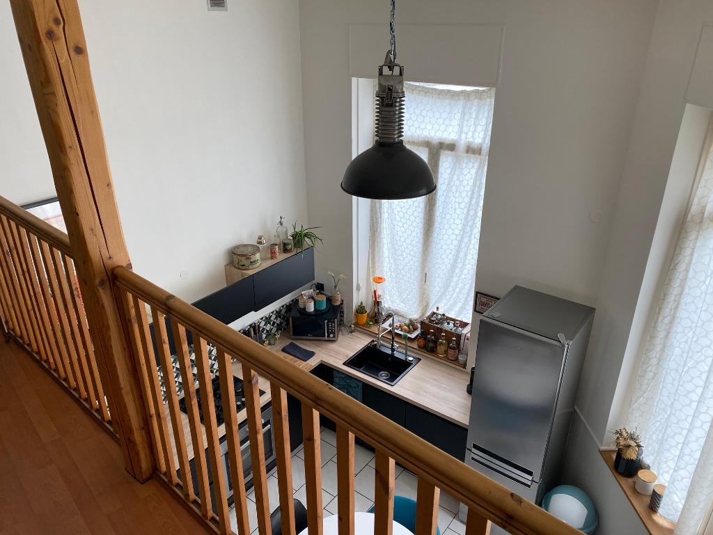 Lille porte de Paris appartement 65 m2 Type 3