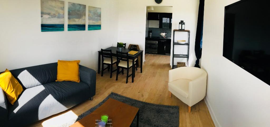 Chambres meublées 9m².