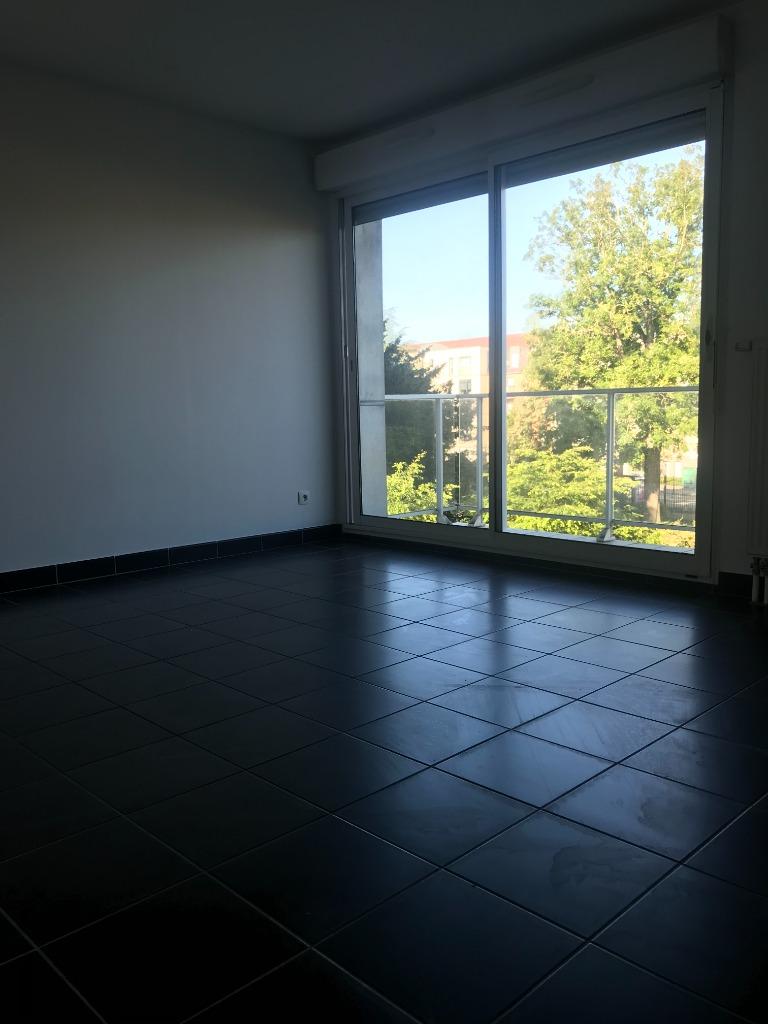 Location appartement 59110 La madeleine - T2 de 40.40m² non meublé en résidenc Calme - LA MADELEINE