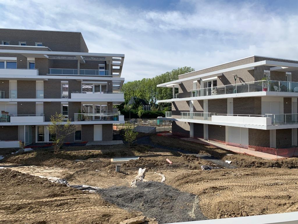Vente appartement - VILLENEUVE D'ASCQ appartement T3, eligible pinel