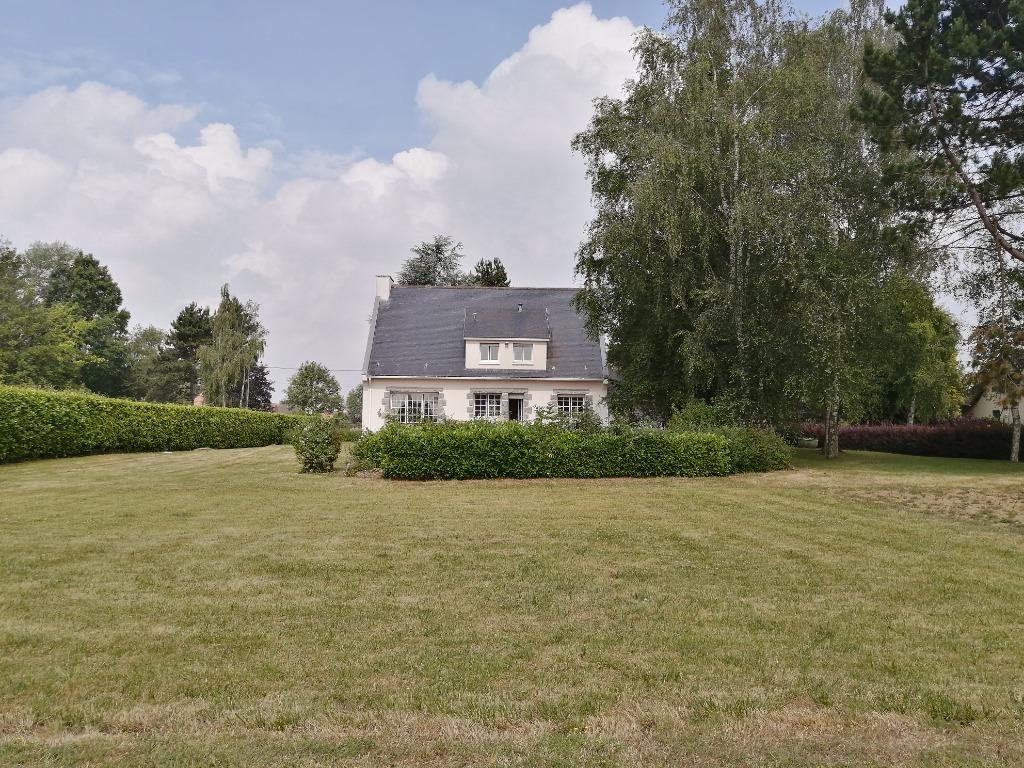 Vente maison 62840 Neuve chapelle - Opportunité terrain + maison