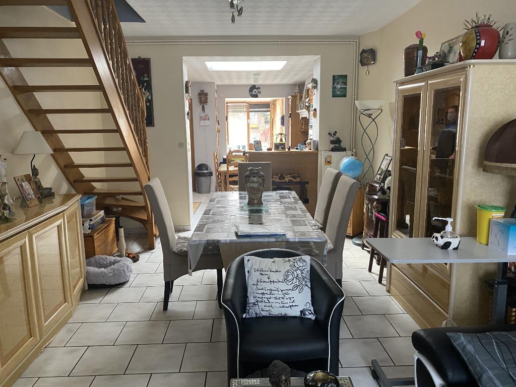 Vente maison 59160 Lomme - MAISON FAMILIALE AVEC JARDIN