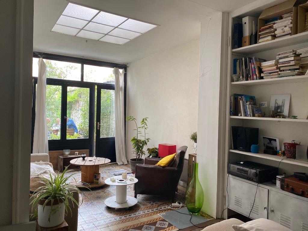 Vente appartement 59000 Lille - T2 coup de coeur avec jardin et cave