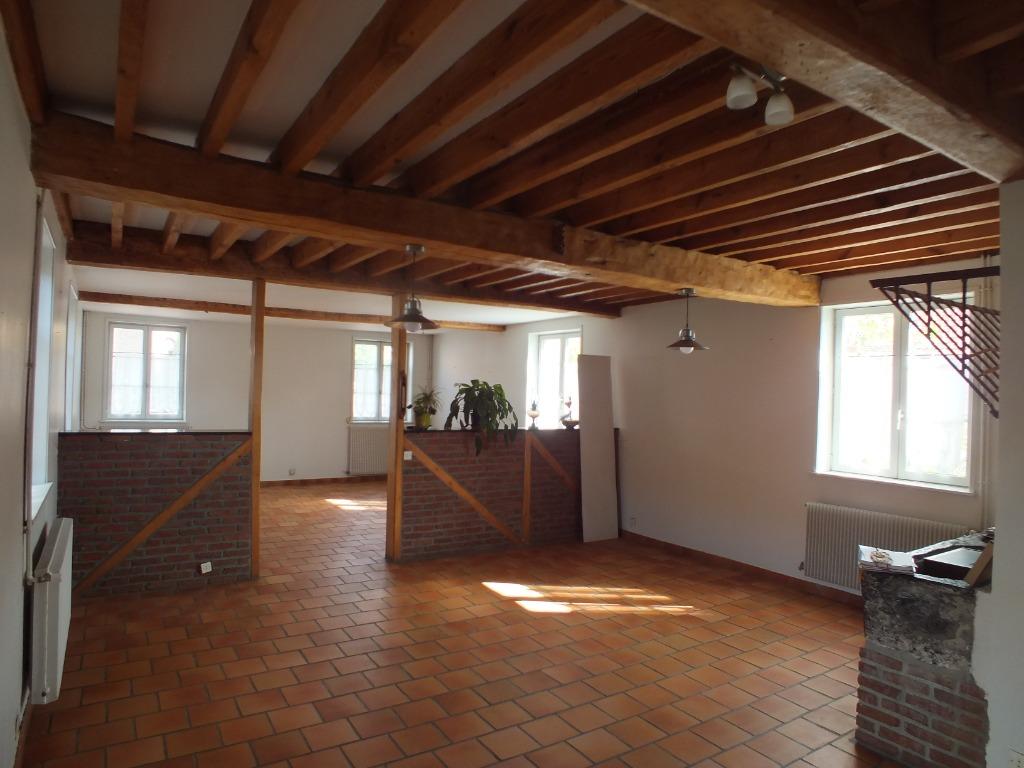 Ferme au carré 4 chambres bureau 213 m² grange
