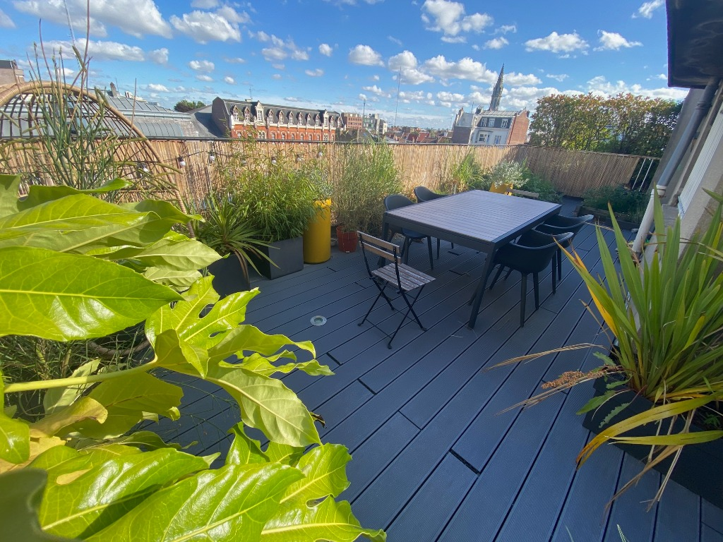 Vente appartement 59000 Lille - Exclusivité appartement d'exception avec terrasse dernier étage 120m²